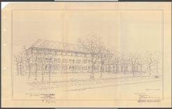 Skizze FRH 1937