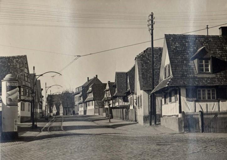 Beiertheim: Breite Straße