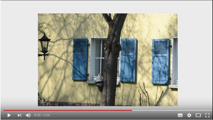 """Spot """"Rettet Franz Rohde Haus"""" (2016)"""