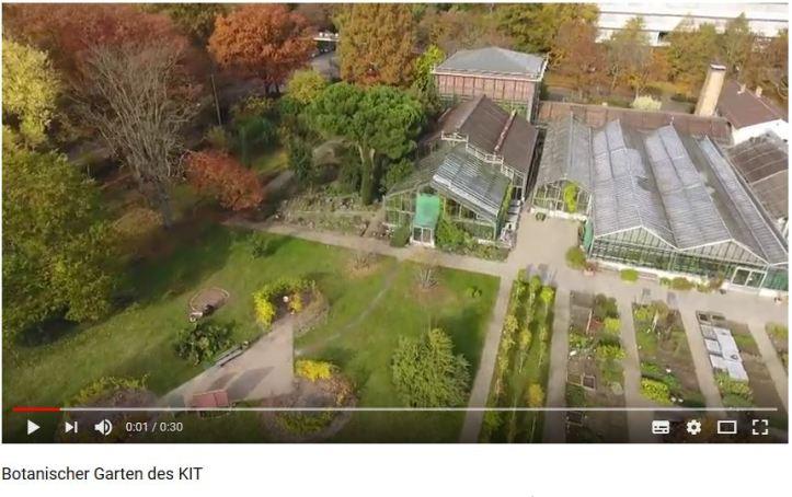 Botanischer Garten KIT