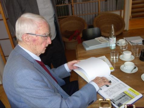 Der Architekt Claus Möckel (Foto: Juli 2019)