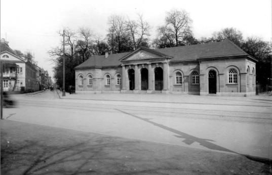 Wachgebäude Erbgroßherzogliches Palais